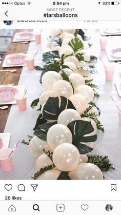 baby shower decorations 217017275781059093 - Bachelorette p.-baby shower decorations 217017275781059093 – Bachelorette party baby shower decorations 217017275781059093 – Bachelorette party Source by - Baby Shower Chair, Deco Baby Shower, Baby Shower Balloons, Girl Shower, Baby Shower Parties, Shower Party, Baby Balloon, Shower Cake, Bride Shower