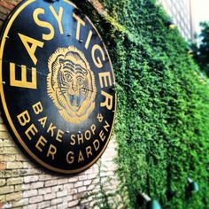 Easy Tiger in Austin, TX Amazing beer place + soft pretzels