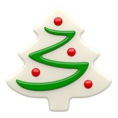 Christmas Tree Cookie Mold (Oreo) Oreo Molds, Christmas Tree Cookies, No Bake Desserts, Birthday Candles, Tableware, Baking, Xmas, Dinnerware, Dishes