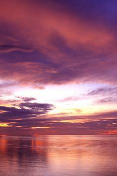 Pink Sunset - Tumon Bay, Guam
