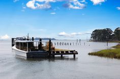 A Chesapeake Bay fisherman is hard at work checking his crab pots. This picture was taken at Smith Island Maryland.