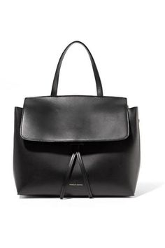 Mansur Gavriel Lady Mini Leather Tote