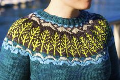 Ravelry: North Shore pattern by tincanknits