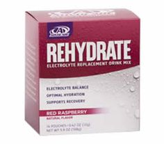 AdvoCare Rehydrate™ Red Raspberry