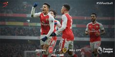 Premier League --> Hull Tigers had their chances to grab a point, but Arsenal dug deep to claim a crucial victory thanks to a Alexis Sanchez double. #fashion #style #stylish #love #me #cute #photooftheday #nails #hair #beauty #beautiful #design #model #dress #shoes #heels #styles #outfit #purse #jewelry #shopping #glam #cheerfriends #bestfriends #cheer #friends #indianapolis #cheerleader #allstarcheer #cheercomp  #sale #shop #onlineshopping #dance #cheers #cheerislife #beautyproducts…