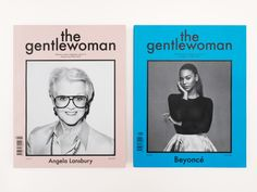 For Something Simple, Minimal Design Sure Is Complicated | Plenty of the work in the book feels like an antidote to some of the hyper, extreme designs we've become used to. The Gentlewoman, a beautiful magazine that launched in 2010, could be seen as a reaction to the exclamatory neon layouts found in other women's periodicals like <em>Cosmopolitan</em> or </em>Glamour</em>. | Credit: Stuart Tolley | From Wired.com