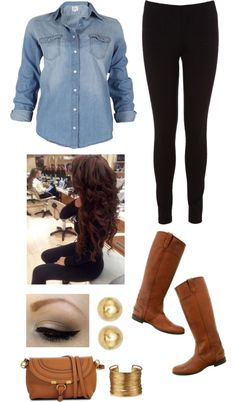 """First Date Outfit"" by brittacupcake on Polyvore"