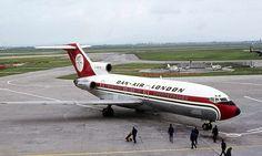 Dan-Air London B-727 G-BAFZ