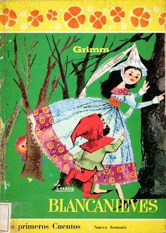 Blancanieves/ Grimm; ilustraciones de Correas (1965)