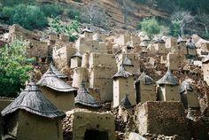 4. tribus africanas formas de vida sedentaria arquitectura negra