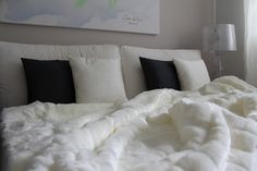 Beautiful bedding by the style of Coconut White