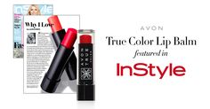 Keep your lips hydrated w/ Avon True Color Lip Balm, featured in the Feb issue of InStyle - Try All Avon True Color Lipstick Shades http://production.socialmediacenter.avonsocialtools.com/share?m=165&p=8b743cb3d1834fe9bfc311d0628b6a82&s=rep&srct=share&srci=7508 #avonrep #lipstick #avon