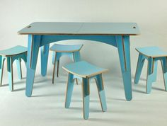 @ Mike Hindmarsh,a very clever man from Nelson, makes this awesome furniture