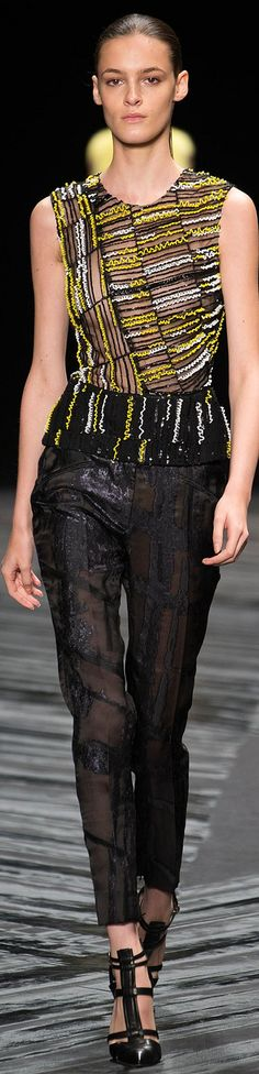 J. Mendel Spring 2015 | The House of Beccaria~