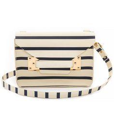 Must-Have: Mini Striped Bag