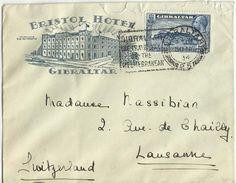 Desde el Hotel Bristol... de la colección Fernando Martínez