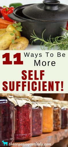 Frugal and Self Sufficient Living