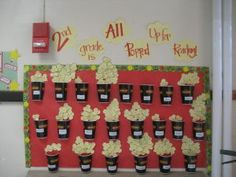 I could use this for the multiplication mad minute incentive chart (once student masters a number-give a popcorn piece with the number on it)