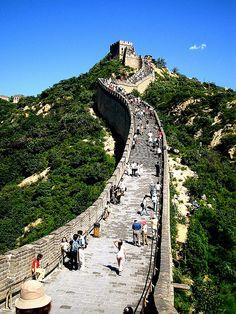 世界遺産 万里の長城 中国の絶景写真画像  中国 The Good Place, Beautiful Places, Scenery, Asia, Earth, Japan, Country, Architecture, World