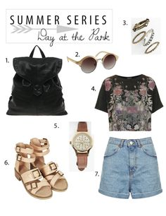What to Wear Summer Series: Day at the Park : B Jones Style
