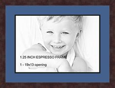 Art to Frames DoubleMultimat73083689FRBW26061 Collage Frame Photo Mat Double Mat with 1  13x19 Openings and Espresso frame >>> You can find more details by visiting the image link. (This is an affiliate link and I receive a commission for the sales)