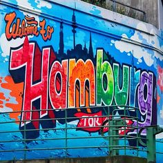 """Welcome to Hamburg """"Tor der Welt"""""""