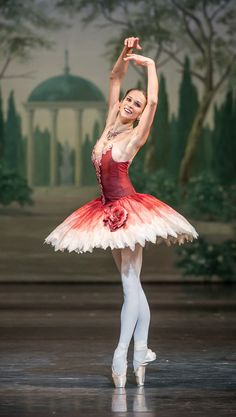 """ Polina Semionova in The Nutcracker, Bayerische Staatsoper, January 18, 2014. Photograph by Jack Devant. Semionova took on the role of Louise in John Neumeier's The Nutcracker. As the..."