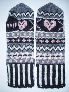 Mittens, Knitting, Crochet, Winter, Tricot, Fingerless Mitts, Winter Time, Breien, Fingerless Mittens