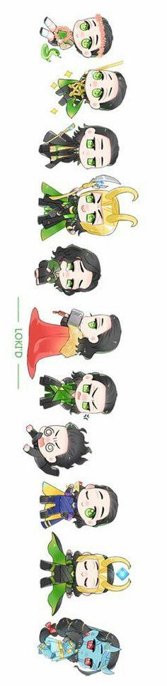 Loki || Cr: あなか