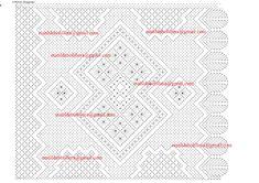 ABANICOS - Página web de matibolillera Bobbin Lace Patterns, Diagram, Bullet Journal, Top, Farmhouse Rugs, Cakes, Lace Shawls, Crocheting, Hand Fans