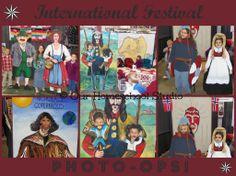 Our Homeschool Studio: Indianapolis International Festival ~ Field Trip Around the World