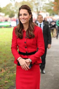 Kate Middleton style file gallery - Vogue Australia