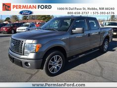 2014 Ford F-150 at Permian Ford in Hobbs, NM