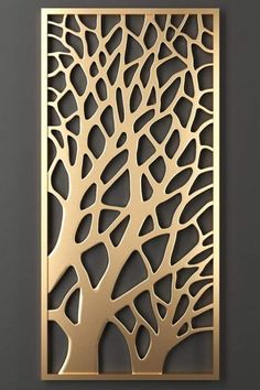 Wooden Front Door Design, Wooden Front Doors, Main Door Design, House Front Design, Wall Partition Design, Wall Decor Design, Decorative Metal Screen, Decorative Panels, Window Grill Design