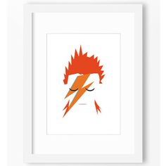 DAVID BOWIE ILLUSTRATION Ziggy Stardust Music Affiche Rock Star Art Decor Home by BlomArt on Etsy https://www.etsy.com/listing/263648930/david-bowie-illustration-ziggy-stardust