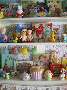 Adorable for a little child's room..