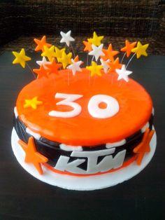 KTM cake!!!