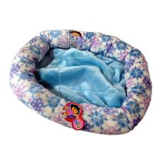 Penn Plax Dora The Explorer Flat Round Cat Bed -- Click image for more details. (This is an affiliate link and I receive a commission for the sales)