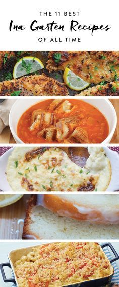 These are Ina Garten's best recipes ever. Add these to your cooking repertoire…