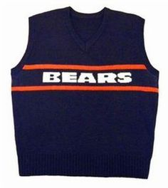 ditka sweater vest! I need one of these! Mike Ditka 87e63656f