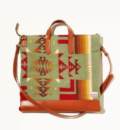 I love Native American inspired prints