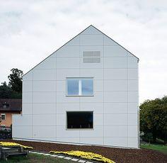 Sanierung Alte Schule Jagdberg in Schlins