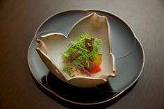 Ginza Rokusantei - ろくさん亭 葉月のお料理 #Gallery Good Food, Yummy Food, Foie Gras, Plated Desserts, Food Plating, Japanese Art, Chefs, Food Art, Soups