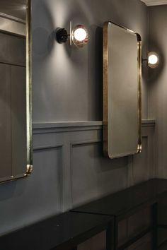 Mirrors | Club Le Roy Helsinki by Joanna Laajisto | Yellowtrace