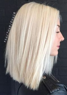 44 Summer Hair Color for Blondes That You Simply Cant Miss for 2019 Latest Hair. 44 Summer Hair Color for Blondes That You Simply Cant Miss for 2019 Latest Hair Colors Platinum Blonde Hair Blondes Color Colors Hair Latest Simply Summer Platinum Blonde Hair Color, Blonde Hair Shades, Light Blonde Hair, Blonde Hair Looks, Blonde Color, Thin Blonde Hair, Bleach Blonde Hair, Dying Hair Blonde, Platnium Blonde Hair