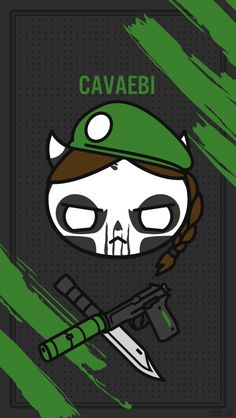 Dokki-Chibi - Adorable and Dangerous Caveira Rainbow Six Siege, Rainbow Six Siege Dokkaebi, Rainbow 6 Seige, Tom Clancy's Rainbow Six, Rainbow Art, R6 Wallpaper, Game Wallpaper Iphone, Rainbow Wallpaper, Gaming Wallpapers