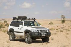 Y61 dans le desert