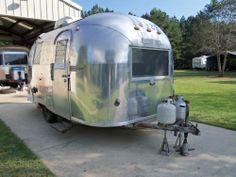 1965 Airstream Caravel 17' $13500