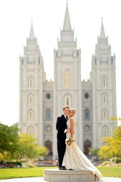 Salt Lake City Wedding by Pepper Nix Photography
