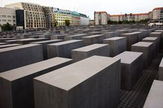 """The inadequacy of Berlin's """"Memorial to the Murdered Jews of Europe"""": http://nyr.kr/MmKjtJ"""